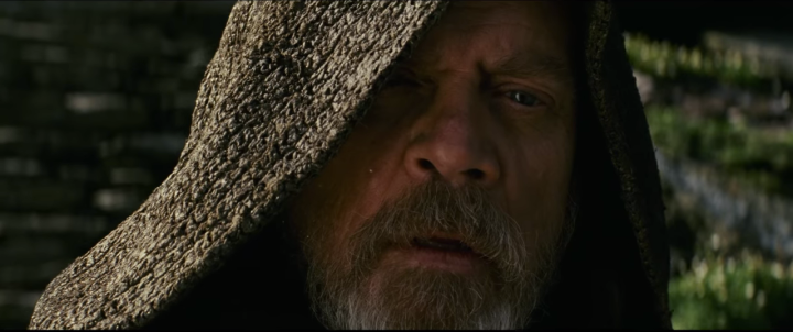 Mark Hamill debunks a theory about Luke Skywalker in The Last Jedi