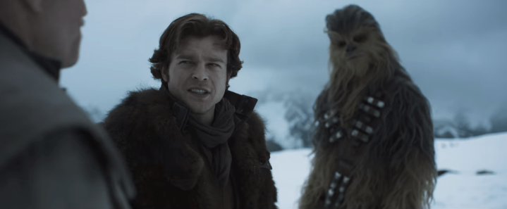 Harrison Ford, Billy Dee Williams acted as advisors for Solo: A Star Wars Story,actors
