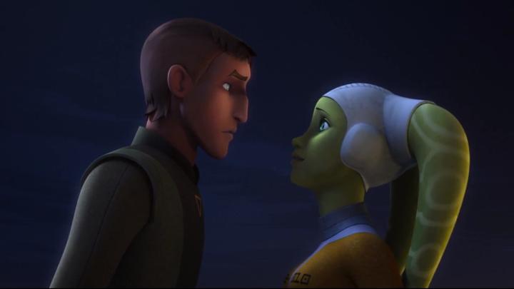 "Star Wars Rebels: ""Jedi Night""review"