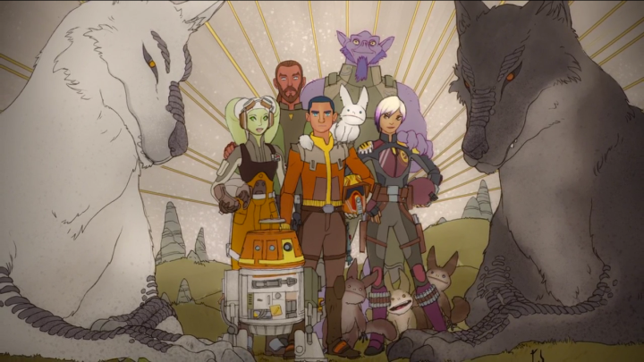 Ranking the top 15 episodes of Star WarsRebels