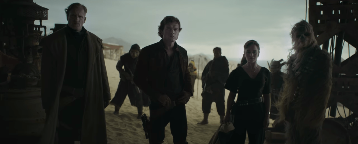 Solo: A Star Wars Story music disqualified from Oscars consideration