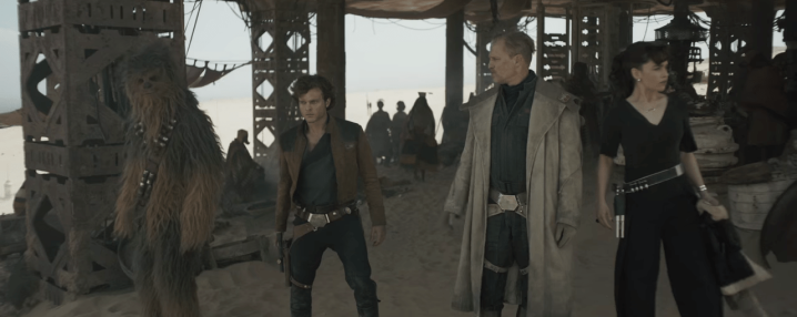 Why the concern over Solo's box office numbers areoverstated