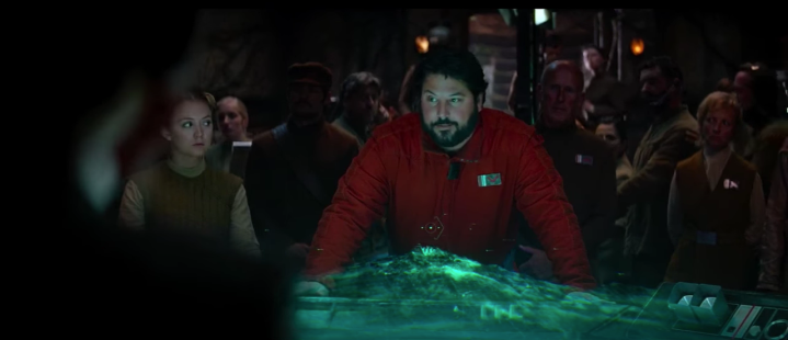 It sounds like Snap Wexley will be returning in Star Wars: EpisodeIX!