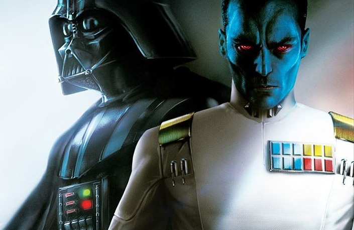 "Book Review: ""Thrawn: Alliances"" may just be Timothy Zahn's best Star Wars novel yet"