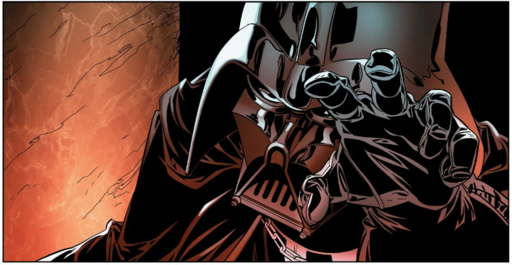 Darth Vader just got a very familiar ship in the latest comic