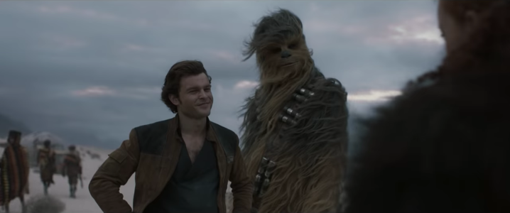 Ten interesting tidbits learned from the Solo: A Star Wars Story Visual Dictionary