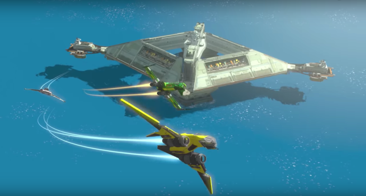 Star Wars: Resistance behind-the-scenes video reveals plenty of information about the main characters