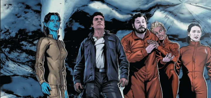 Poe Dameron comic concludes by offering our first look at what happened after The LastJedi