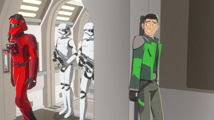 "Star Wars Resistance: ""The High Tower"" review"