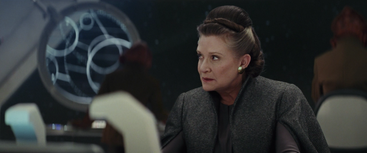 "Oscar Isaac says Star Wars: Episode IX deals with Leia in ""a really beautiful way"""
