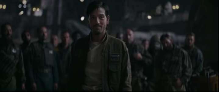 Diego Luna to reprise role of Cassian Andor for Rogue One prequel series!