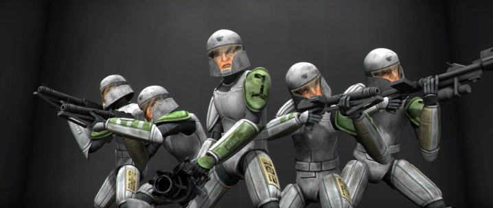 "Star Wars: The Clone Wars: ""Clone Cadets"" review"