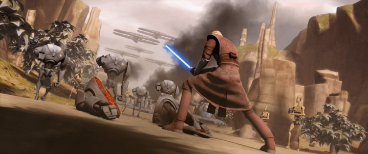 """Star Wars: The Clone Wars: """"Supply Lines""""review"""