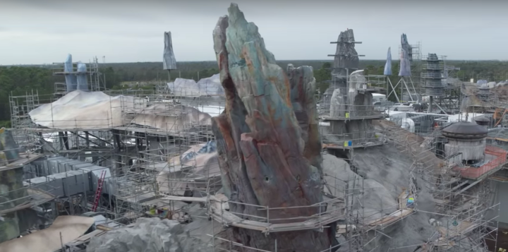 John Williams' theme for Star Wars: Galaxy's Edge revealed!