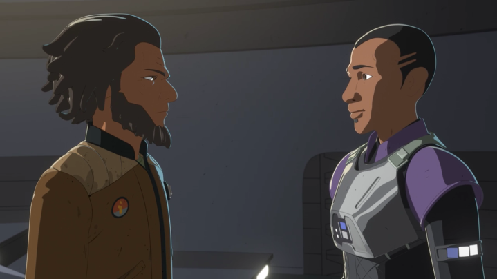 """Star Wars Resistance: """"The Platform Classic""""review"""