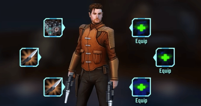 More Old Republic characters are coming to Star Wars: Galaxy of Heroes