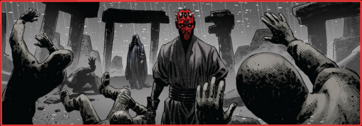 Darth Maul learns an important lesson in latest Age of Republic comic