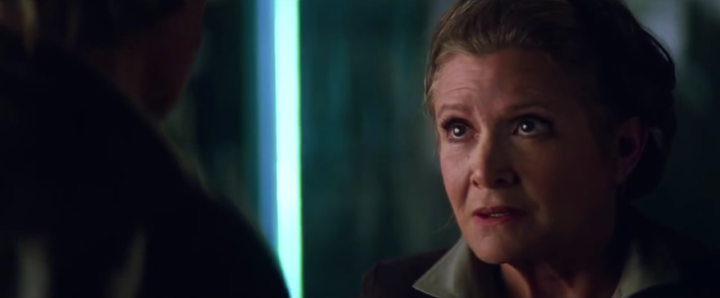 "Todd Fisher says footage of Carrie Fisher in Star Wars: Episode IX fits ""like it was shot yesterday"""