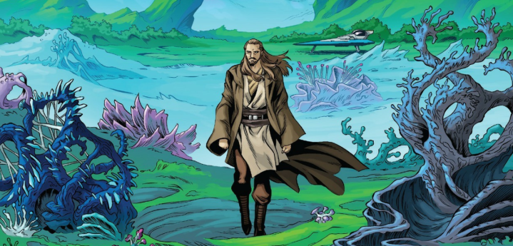 New Qui-Gon Jinn comic delves into the Force, and Star Wars fans should pay attention to itslessons