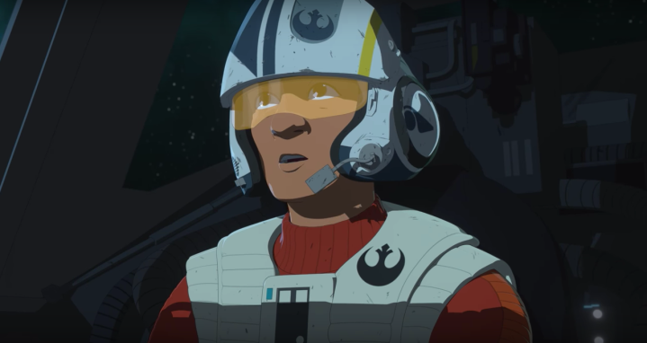 Star Wars Resistance is about to crossover with The ForceAwakens!