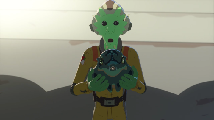 "Star Wars Resistance: ""Bibo"" review"