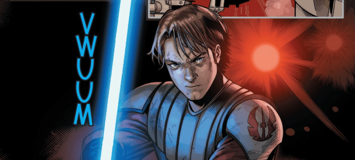 Anakin Skywalker wrestles with his responsibilities as a Jedi General in latest Age of Republic comic