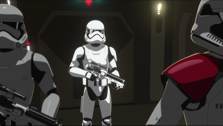 """Star Wars Resistance: """"The New Trooper""""review"""