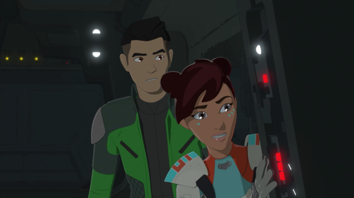 "Star Wars Resistance: ""The Disappeared"" review"