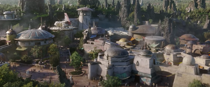 Tons of new information about Galaxy's Edge revealed, including some potential tie-ins to Episode IX!