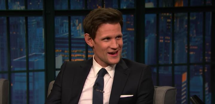 Matt Smith claims he's not in Star Wars: EpisodeIX