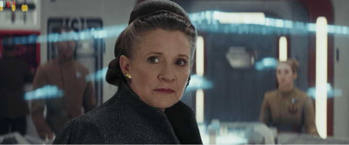 Mark Hamill says Lucasfilm found a way for Carrie Fisher to still be more prominent in Episode IX
