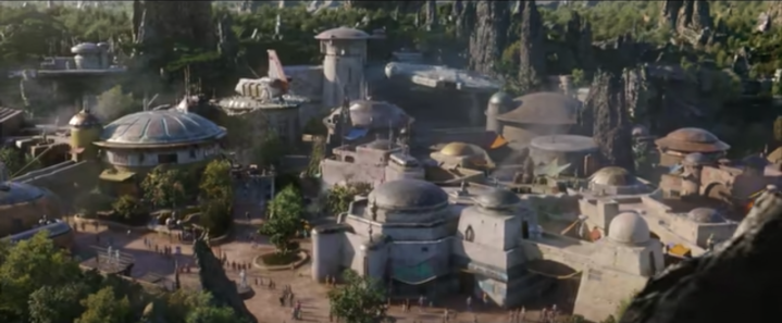 Opening dates for Galaxy's Edge announced!
