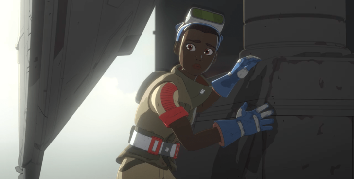 Tam's choice in Star Wars Resistance was absolutely perfectly done