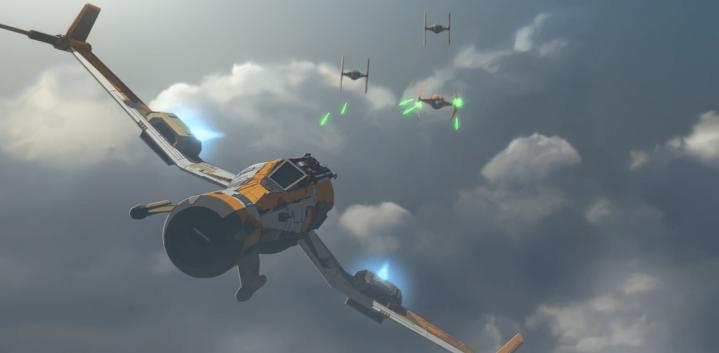 """Star Wars Resistance: """"No Escape – Part 2""""review"""