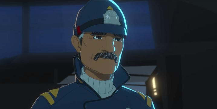 Torra Doza's parents were both veterans of the Galactic Civil War – for oppositesides