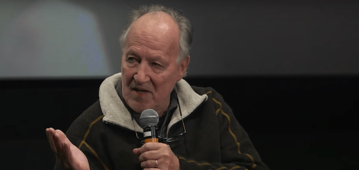 Werner Herzog reveals that his role in The Mandalorian is small and that he plays avillain