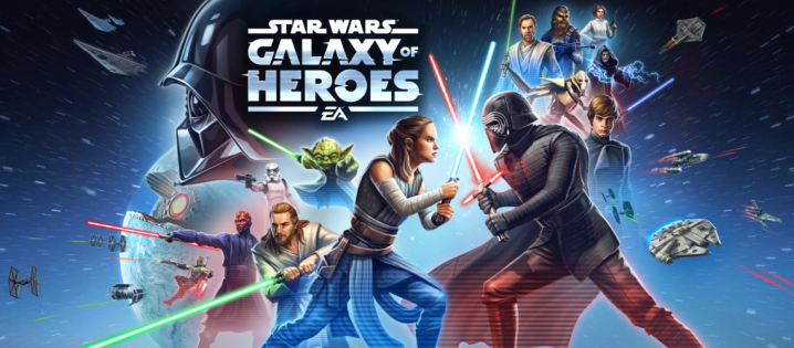 Star Wars: Galaxy of Heroes producer expects players to spend $4,000-5000 in order to keep up