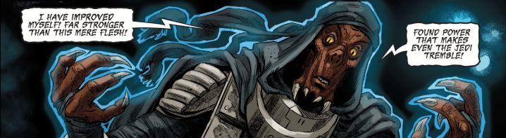 "Age of Republic comic gave us a look at General Grievous before his ""improvements"""