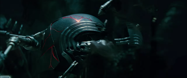 Why Kylo Ren's repaired mask makes sense – and why it's not a retcon of The LastJedi