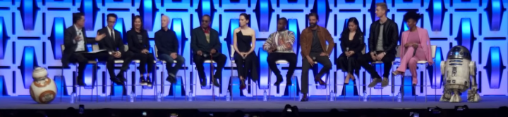 Eleven things we learned from The Rise of Skywalker panel!