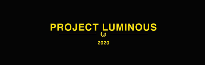 "Several authors collaborating on mysterious ""Project Luminous"" project, coming in 2020"