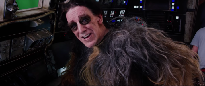 A tribute to Peter Mayhew, who brought Chewbacca tolife