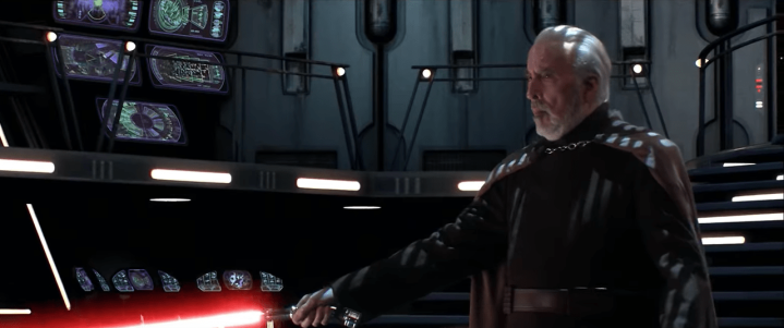 """Dooku: Jedi Lost"" review"