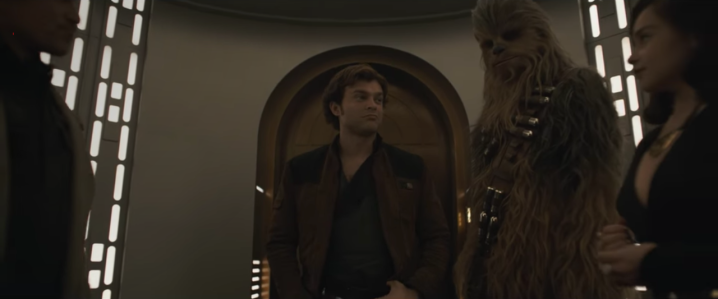 Dear Disney: Make Solo 2 happen!