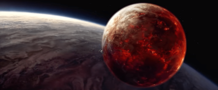Vader: Immortal reveals how Mustafar became the fiery planet we know