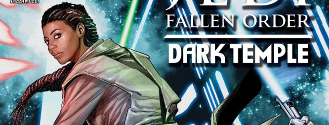 Five-issue comic miniseries coming this fall to tie in to Jedi: Fallen Order!