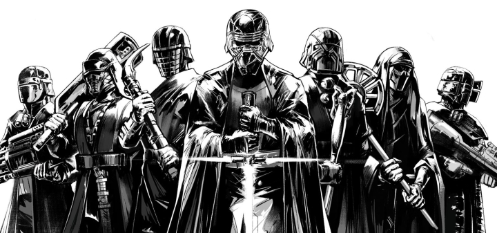 """Charles Soule to write comic miniseries about Kylo Ren's path """"from Ben toRen""""!"""