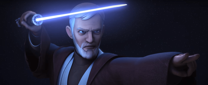 Breaking down why the last fight between Obi-Wan Kenobi and Maul was so perfect