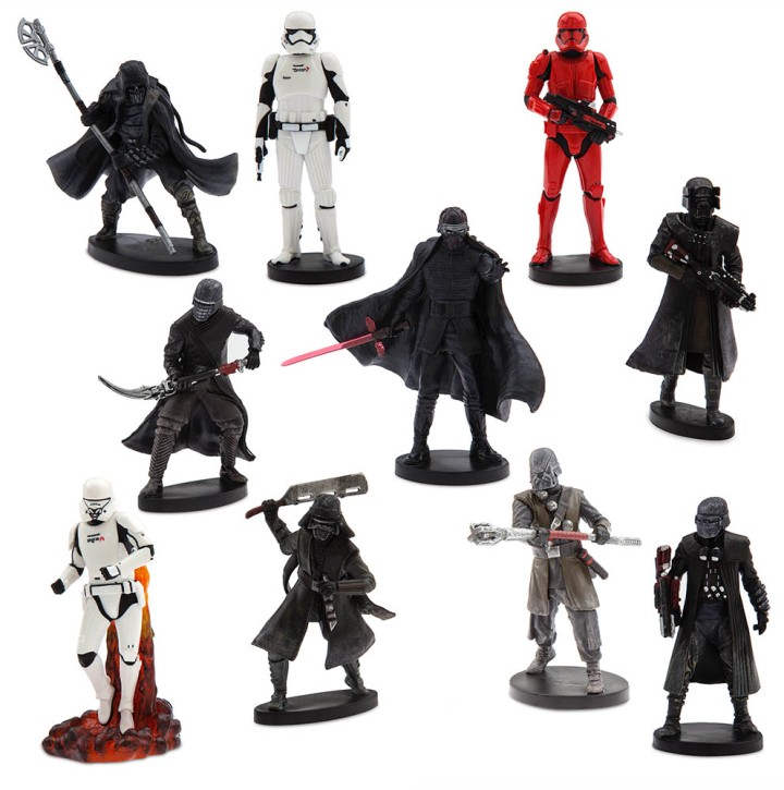 knights of ren toys