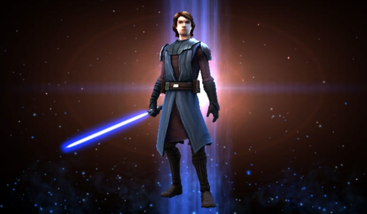 General Skywalker is coming to Galaxy of Heroes… but in typical SWGOH fashion, it looks like a mess